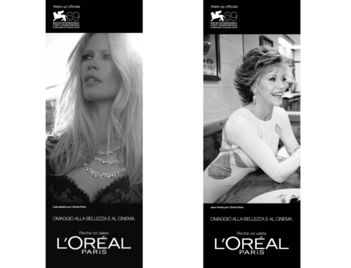 l'ORÉAL PARIS | GRAFICA